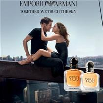 armani because its you
