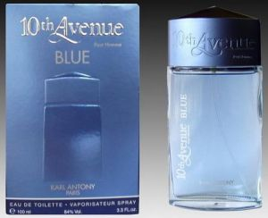 10Th Avenue Karl Antony 10Th Avenue Blue Pour Homme
