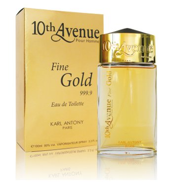 10Th Avenue Karl Antony 10Th Avenue Fine Gold