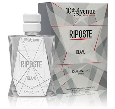 10Th Avenue Karl Antony 10Th Avenue Riposte Blanc