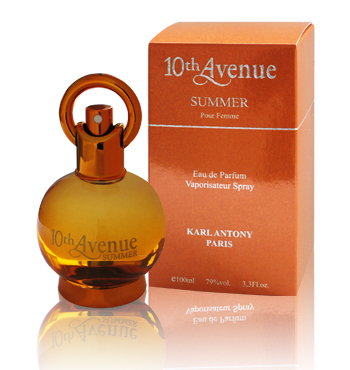 10Th Avenue Karl Antony 10Th Avenue Summer Orange
