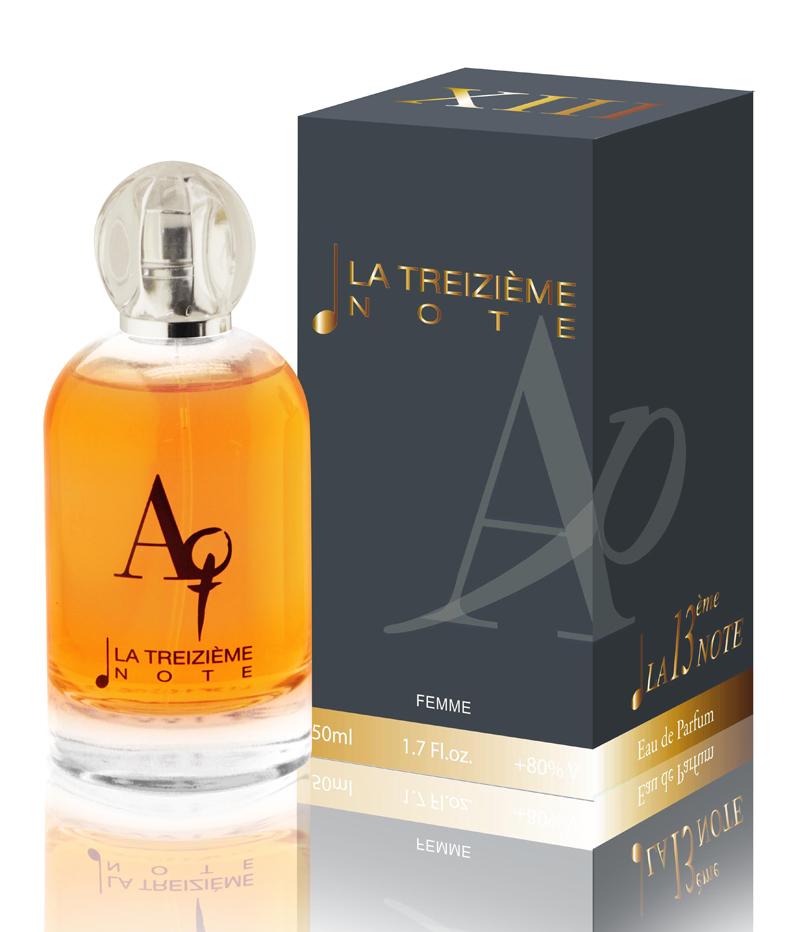 Absolument Parfumeur La 13Eme Note Femme