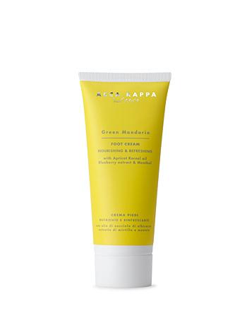 Acca Kappa Green Mandarin Foot Cream