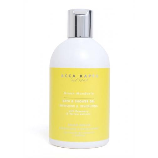 Acca Kappa Green Mandarin Shower Gel Bath