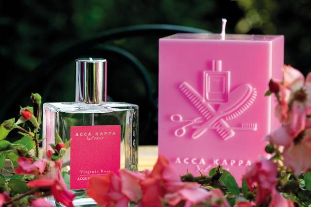 Acca Kappa Virginia Rose Aroma Candles