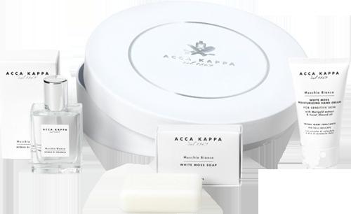 Acca Kappa White Moss Gift Set 8