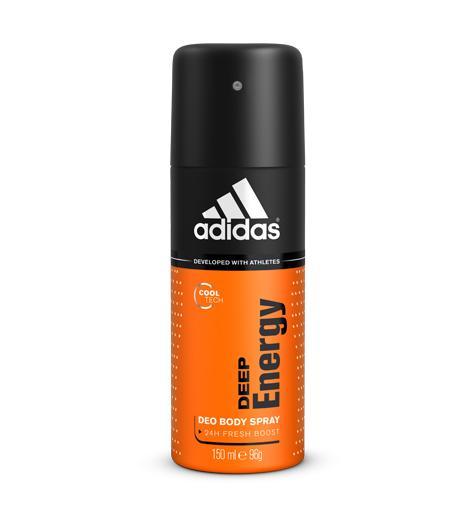 Adidas Deep Energy Deodorant Spray