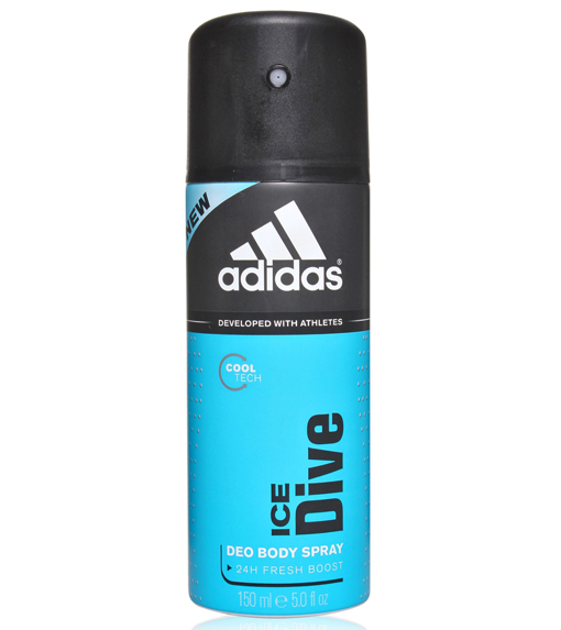 Adidas Ice Dive Deodorant Spray