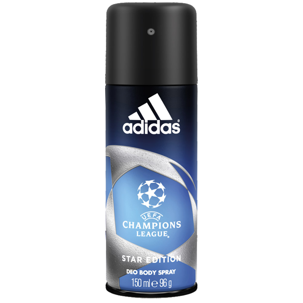 Adidas Uefa Champions League Deo Body Spray