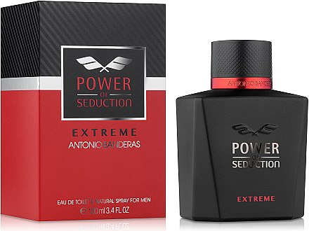 Antonio Banderas Power Of Seduction Extreme
