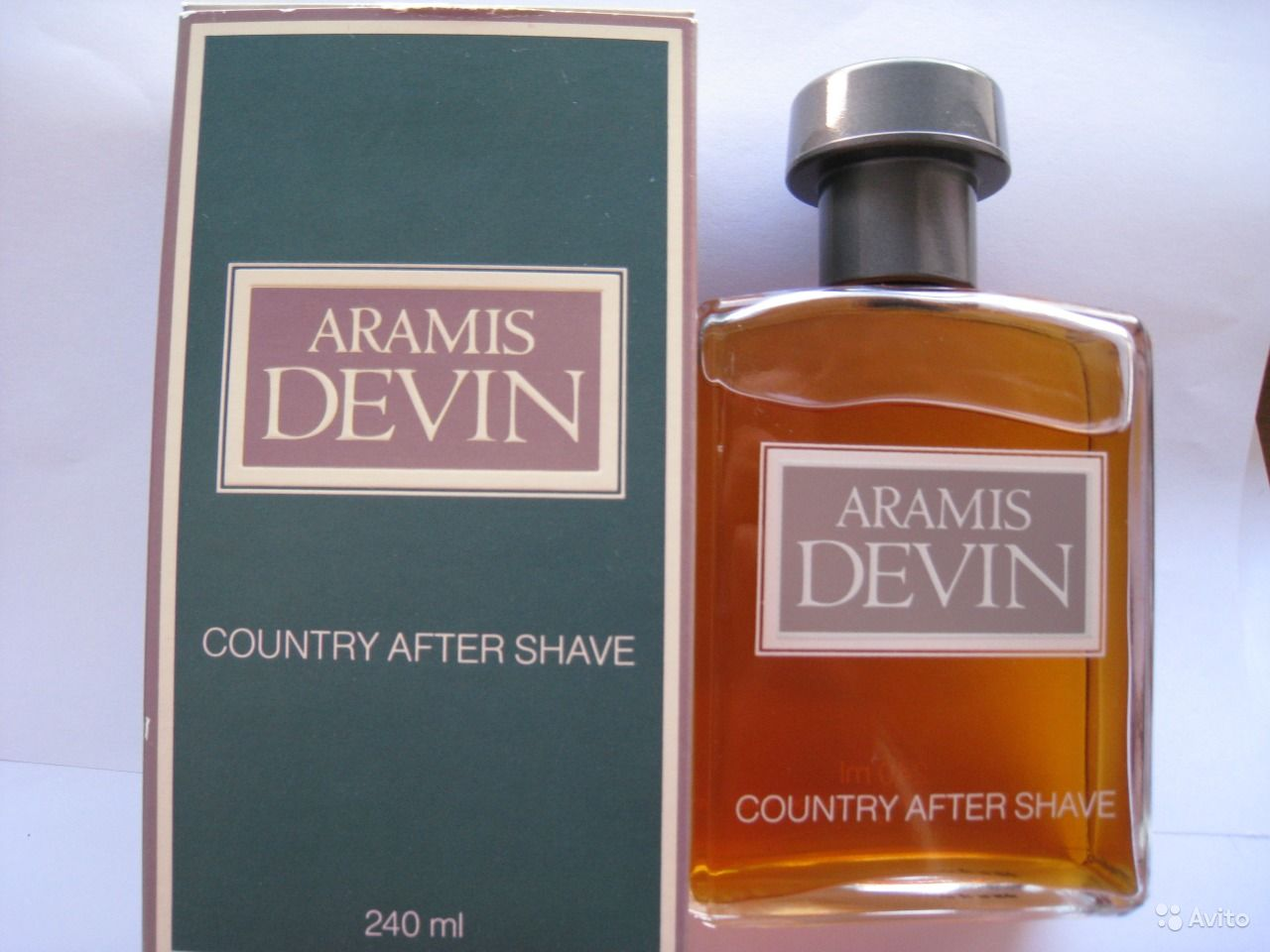 Aramis Devin Vintage Aftershave Lotion