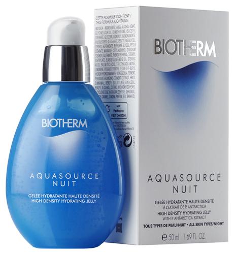 Biotherm Aquasource Nuit
