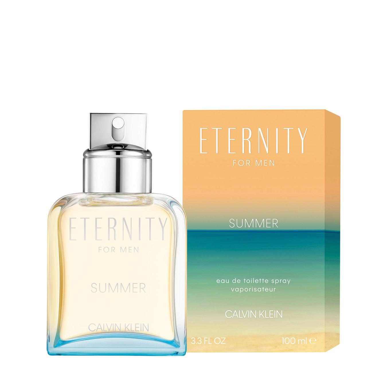 Calvin Klein Eternity For Men Summer 2019