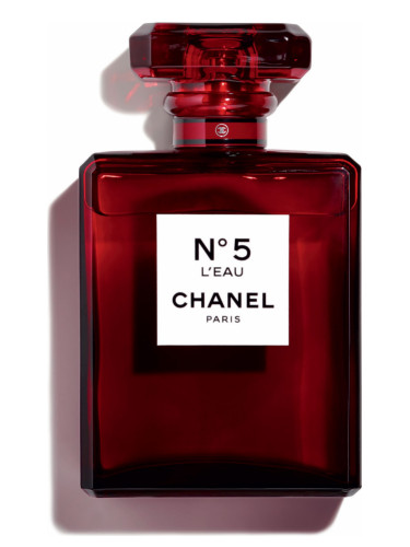Chanel Chanel No 5 L'eau Red Edition