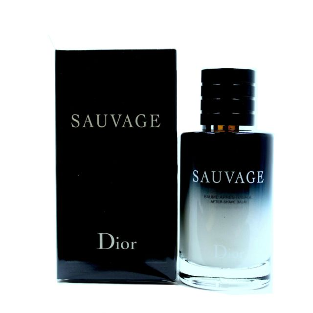 Christian Dior Sauvage For Men After Shave Balm