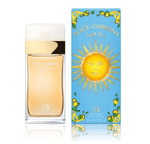 Dolce & Gabbana Light Blue Sun