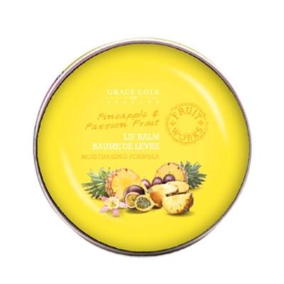 Grace Cole Lip Balm Pineapple & Passion Fruit