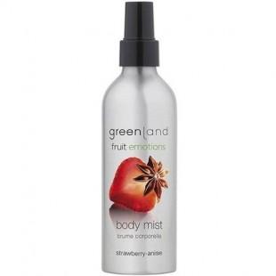 Greenland Fruit Emotions Strawberry-Anise Body Mist