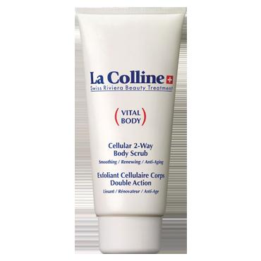 La Colline Cellular 2-Way Body Scrub
