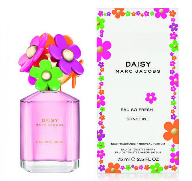Marc Jacobs Daisy Eau So Fresh Sunshine Edition
